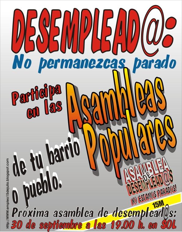 Asambleas populares de Parados